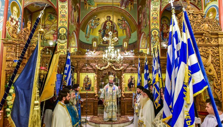 """Λαγκαδά: """"Κρατήστε ψηλά την Ελληνική Σημαία και τα Λάβαρα του Πολιτισμού μας"""""""