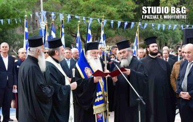 """Το Ναύπλιο εόρτασε την Εθνική Επέτειο του """"ΟΧΙ"""" (ΦΩΤΟ – ΒΙΝΤΕΟ)"""