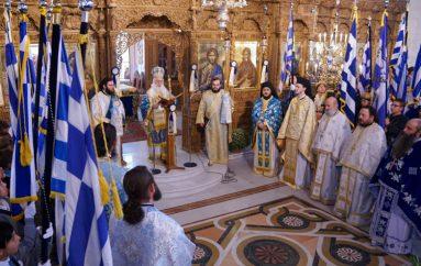 Εορτάστηκε η 105η επέτειος της Απελευθέρωσης της Νάουσας (ΦΩΤΟ)