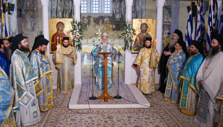 Εορτάστηκε η 105η επέτειος Απελευθέρωσης της Βέροιας (ΦΩΤΟ)