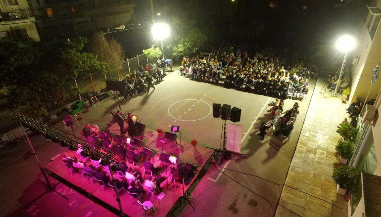Η ενορία Αγ. Σπυρίδωνος Σπάρτης εορτάζει 50 χρόνια ζωής (ΦΩΤΟ)
