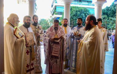 Η Αρχαιοπρεπής Θεία Λειτουργία του Αγ. Ιακώβου στην Καλαμάτα (ΦΩΤΟ)