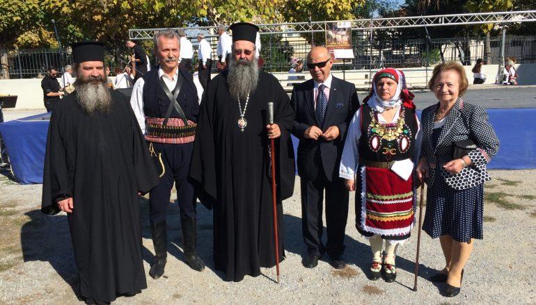 Συνεχίζεται το προσκύνημα της Παναγίας Σουμελά στην Κατερίνη (ΦΩΤΟ)
