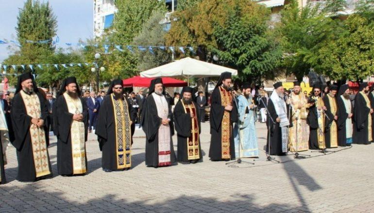 Η εθνική εορτή της 28ης Οκτωβρίου στην Ι. Μ. Χαλκίδος (ΦΩΤΟ)