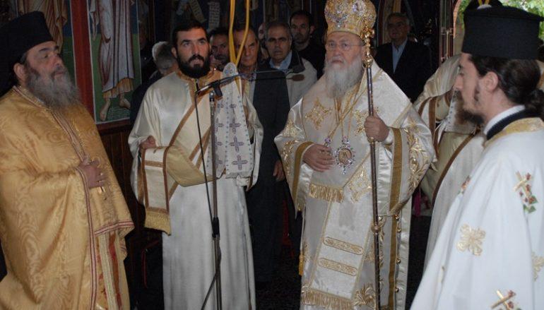Πανηγύρισε η Ι. Μονή Παναγίας Γοργοεπηκόου Ψαχνών (ΦΩΤΟ)