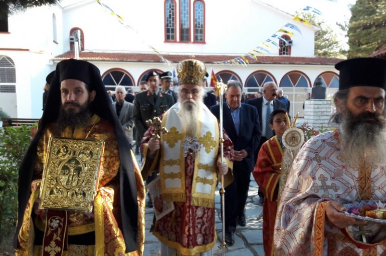 Ο εορτασμός του Αγίου Δημητρίου στην Καστοριά (ΦΩΤΟ)