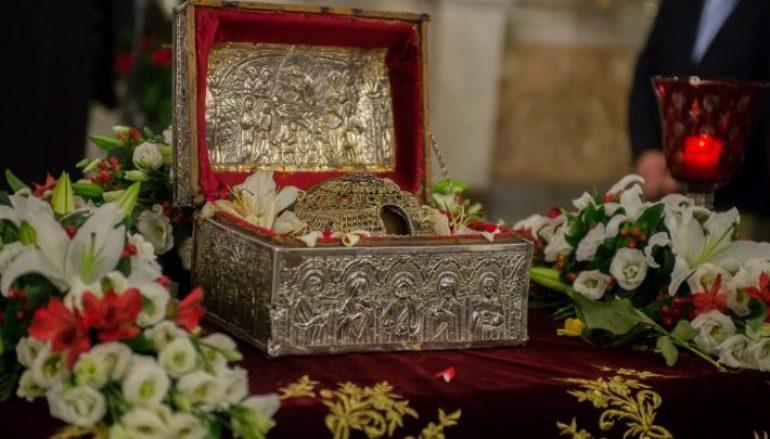 Την Τιμία Κάρα του Αγίου Παρθενίου θα υποδεχθεί ο Καρέας Αττικής