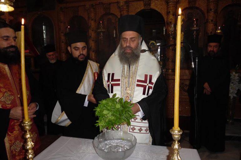 Αγιασμός έναρξης του ενοριακού  κηρύγματος στο Μαυρομμάτι (ΦΩΤΟ)