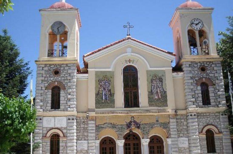 Ιερόσυλοι διέρρηξαν τo Mητροπολιτικό Nαό Καλαβρύτων
