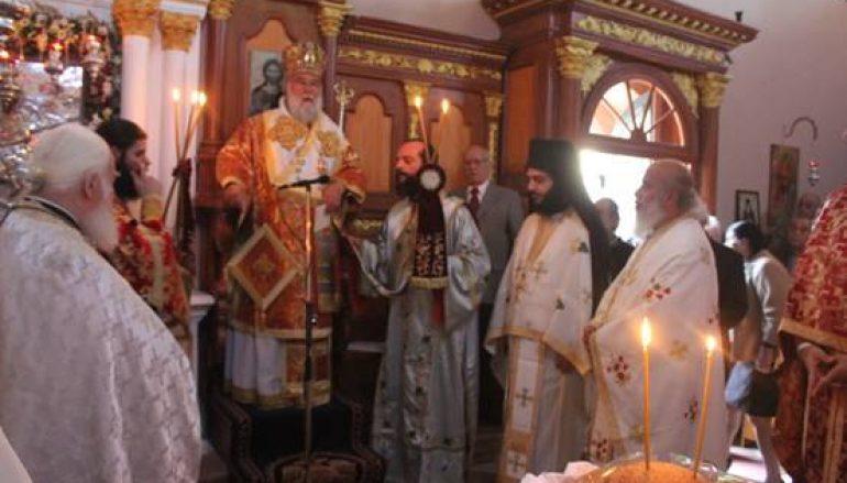 Η εορτή του Αγίου Δημητρίου στην Ι. Μ. Κερκύρας (ΦΩΤΟ)