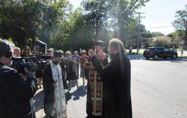 Αναχώρησε το λείψανο του Αγίου Σπυρίδωνος από το Σικάγο (ΦΩΤΟ)