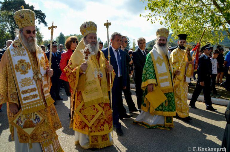 Η Κεφαλλονιά τίμησε τον πολύτιμο θησαυρό της Άγιο Γεράσιμο (ΦΩΤΟ)