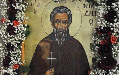 Ο Άγιος Νικόδημος ο Βεροιεύς, ο δια Χριστόν σαλός