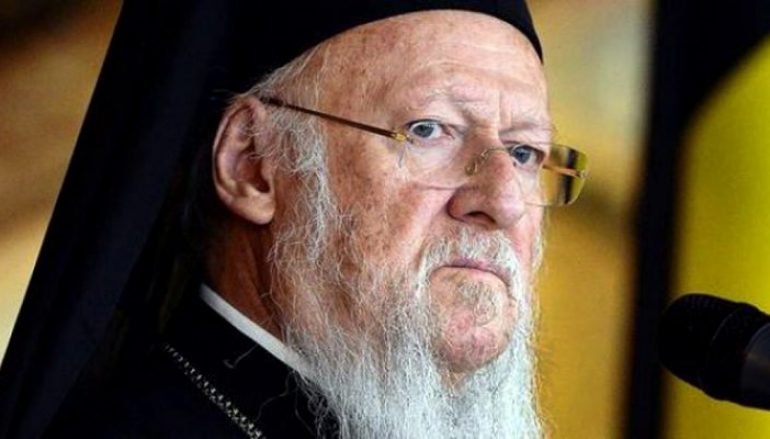 Μηνύματα του Οικ. Πατριάρχη προς τον Μητροπολίτη και τον Δήμαρχο Σύμης
