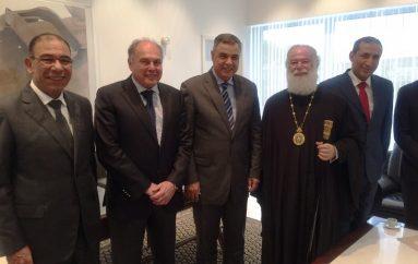 Οι συναντήσεις του Πατριάρχη Αλεξανδρείας στην Αθήνα