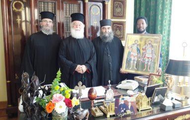 Επίσκεψη του Επισκόπου Αρούσας στην Αλεξάνδρεια (ΦΩΤΟ)