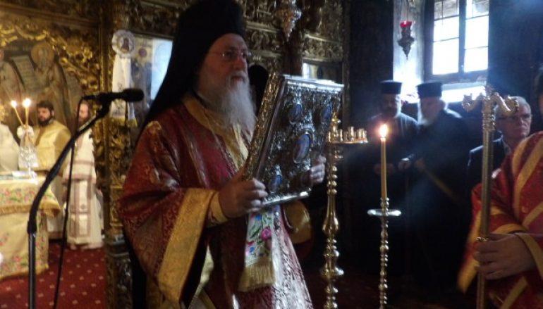 Πανηγύρισε η Ιερά Μονή Αγίου Γεωργίου Φενεού (ΦΩΤΟ)