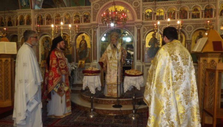 Εορτή του Αγίου Διονυσίου Επισκόπου Κορίνθου στην Ι. Μ. Κορίνθου (ΦΩΤΟ)
