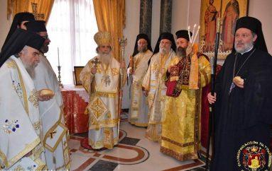 Η εορτή του Αγ. Ιακώβου του Αδελφοθέου στα Ιεροσόλυμα (ΦΩΤΟ)