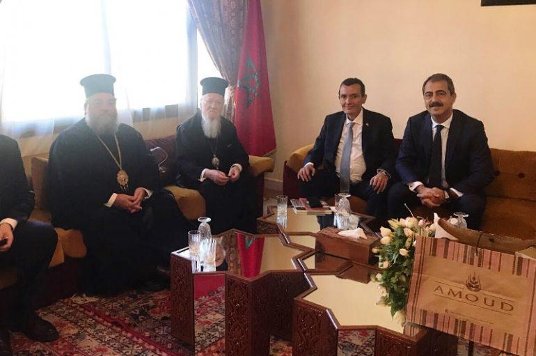 Ολοκληρώθηκε η επίσκεψη του Οικ. Πατριάρχη στο Μαρόκο (ΦΩΤΟ)