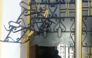 Ιερόσυλοι διέρρηξαν Ναό στο κέντρο του Πύργου