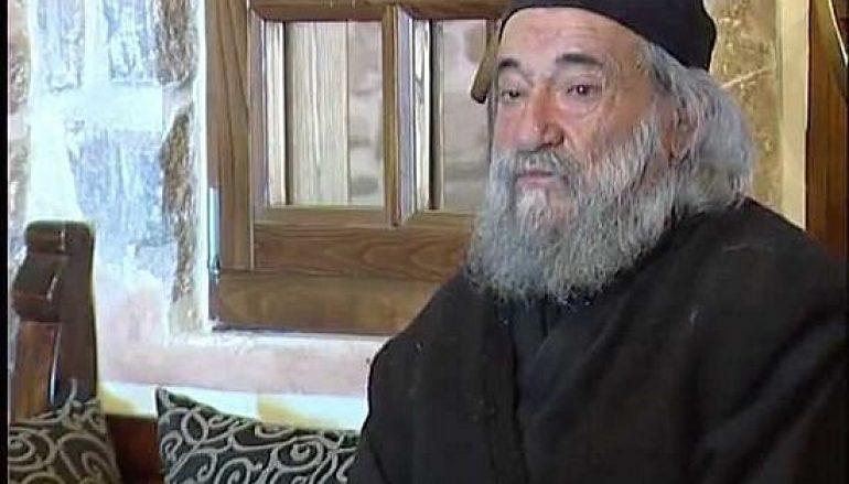 """""""Πώς θεωρώ την Εκκλησία και την Ελλάδα"""" του Καθηγουμένου της Ι. Μ. Δοχειαρίου"""