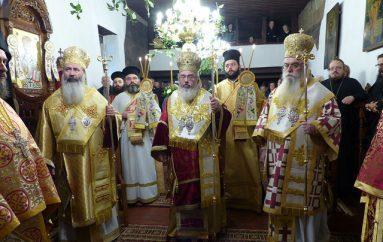Τον Πολιούχο της Άγιο Μηνά γιόρτασε η Καστοριά (ΦΩΤΟ)