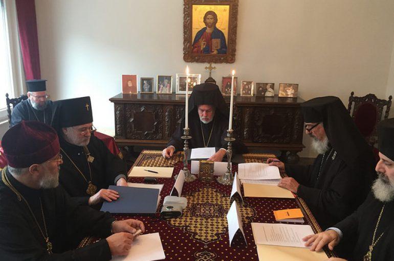 Η 14η Ορθόδοξη Επισκοπική Συνέλευση της Μπενελούξ (ΦΩΤΟ)