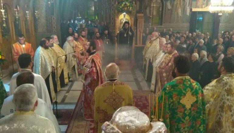 """Μεσσηνίας: """"Τα βλέμματα των πιστών είναι ο καθρέφτης της υγιούς διακονίας μας"""""""