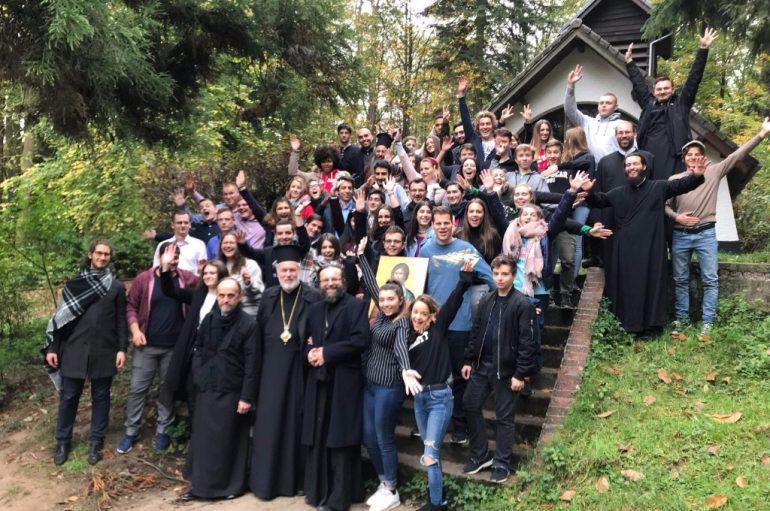 Σαββατοκύριακο Ορθόδοξης Νεολαίας στο Benelux (ΦΩΤΟ)