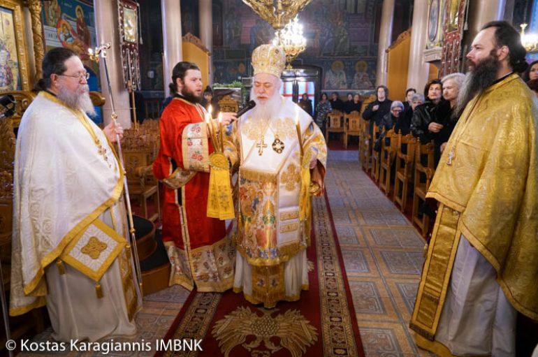 Η εορτή του Αγίου Αποστόλου Ανδρέου στον Πλάτανο Ημαθίας (ΦΩΤΟ)