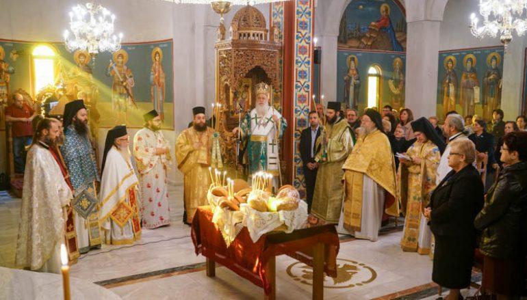 Πανηγύρισε ο Ι. Ναός Αγίου Αρσενίου του Καππαδόκου στο Πλατύ Ημαθίας