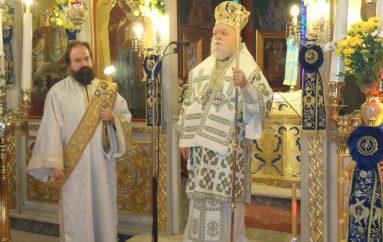 Η εορτή της Ανακομιδής των λειψάνων του Αγ. Γεωργίου στον Ταύρο Αττικής