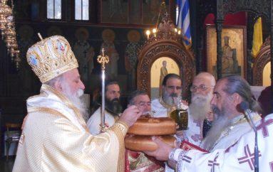 Εορτή των Πολυτέκνων στην Ι. Μητρόπολη Γρεβενών (ΦΩΤΟ)
