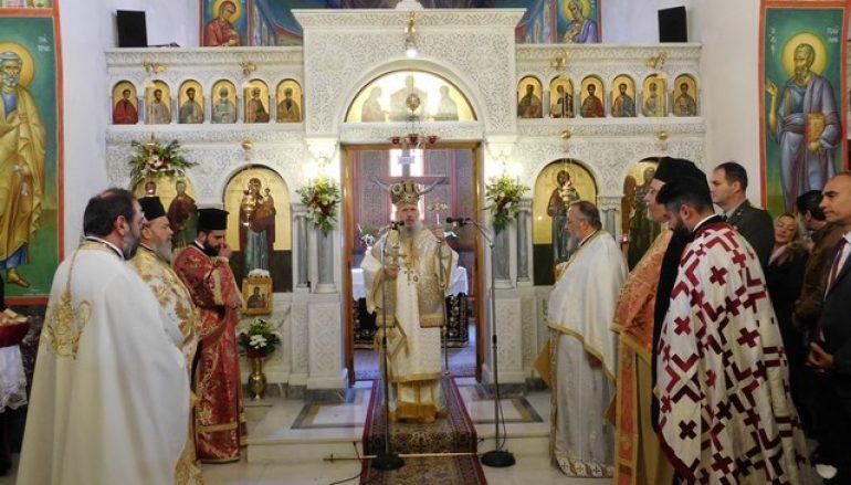 Πανηγύρισε ο ομώνυμος Ιερός Ναός Αγίων Αναργύρων Αττικής (ΦΩΤΟ)