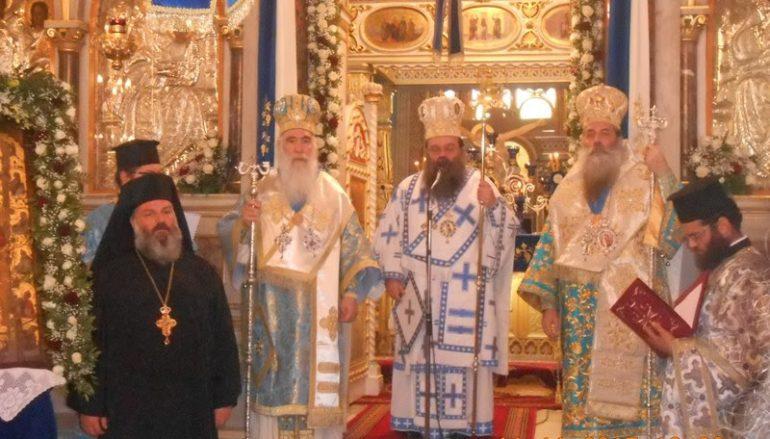 Η εορτή των Πολιούχων της νήσου Χίου και 105η Επέτειος Απελευθέρωσής της