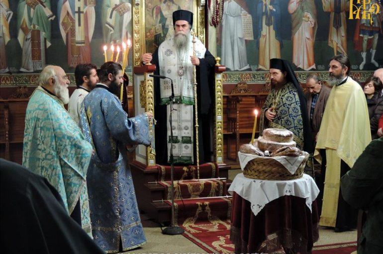 Ιερά Αγρυπνία στην Άρτα για τον Απόστολο Ανδρέα (ΦΩΤΟ)