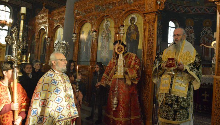 Τριήμερη επίσκεψη του Μητροπολίτη Ναυπάκτου στην Έδεσσα (ΦΩΤΟ)
