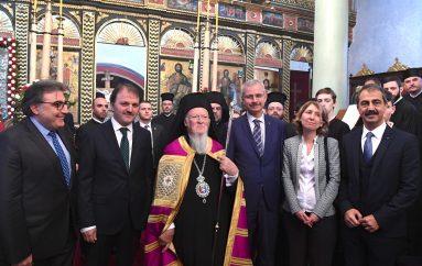 Οικουμενικός Πατριάρχης: «Δεν θα παύσωμεν να αγωνιζώμεθα»