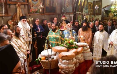 Το Άργος πανηγυρίζει την Παναγία Πορτοκαλούσα (ΦΩΤΟ – ΒΙΝΤΕΟ)