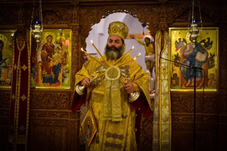 Αγρυπνία επί τη εορτή του Αγ. Γρηγορίου του Παλαμά στην Ι. Μ. Λαγκαδά