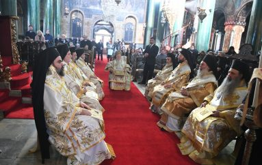 """Οικ. Πατριάρχης: """"Πασχίζομεν διά την προάσπισιν των δικαίων της Ρωμηοσύνης"""""""