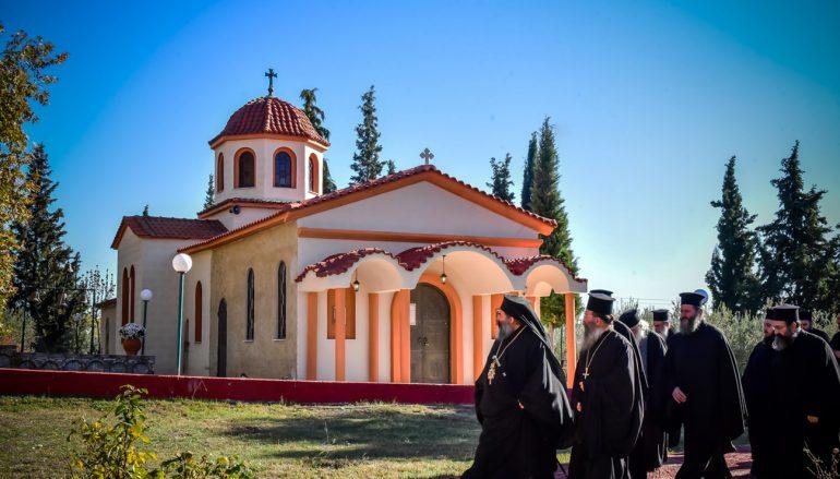 Ιερατική Σύναξη στην Ιερά Μητρόπολη Λαγκαδά (ΦΩΤΟ)
