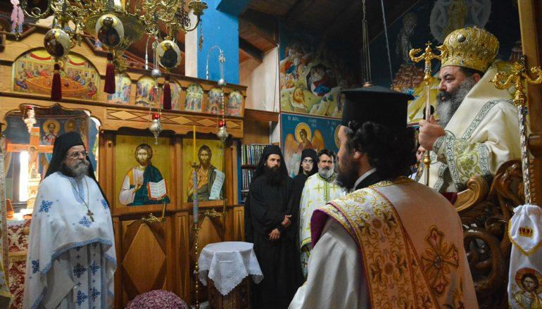 Η εορτή του Οσίου Ιωαννικίου του Μεγάλου στην Ι. Μ. Λαγκαδά (ΦΩΤΟ)
