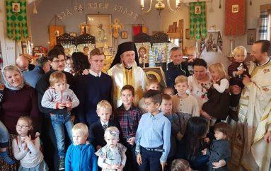 Ίδρυση ενορίας στο Μπέργκεν της Νορβηγίας (ΦΩΤΟ)