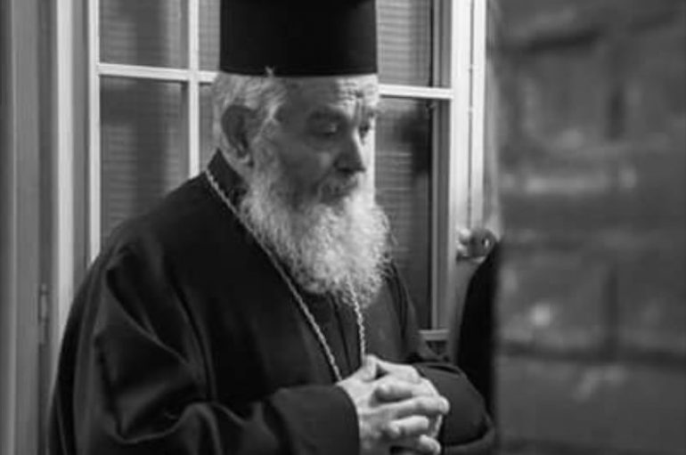 Εκοιμήθη ο π. Νικόλαος Παντελής εφημέριος Πινακατών Βόλου