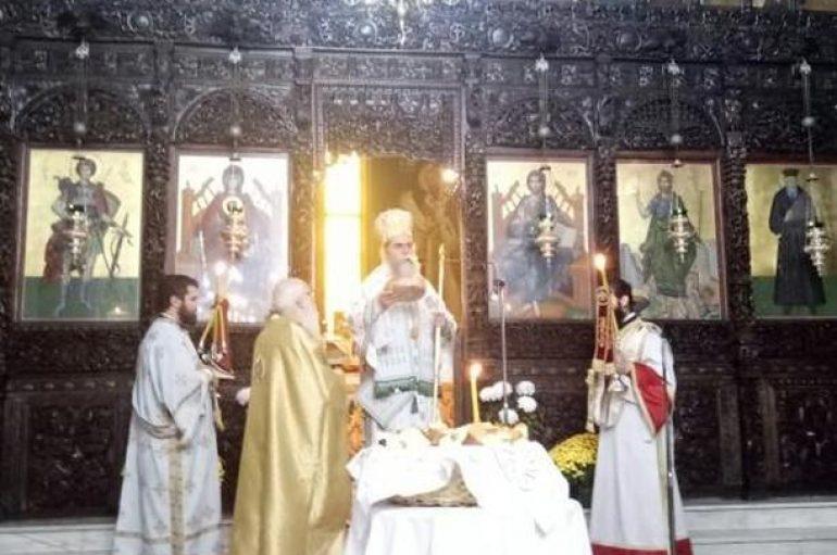 Κυριακή Ε΄ Λουκά στην Ιερά Μητρόπολη Άρτης (ΦΩΤΟ)