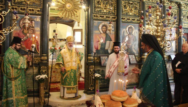 Το Διδυμότειχο εόρτασε τον Άγιο Ιάκωβο το νέο και τους μαθητές του (ΦΩΤΟ)
