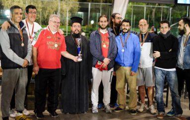 Αγώνες ποδοσφαίρου αρρένων Λυκείου στην Ι. Μ. Γλυφάδας (ΦΩΤΟ)