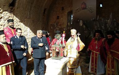 Η 151η Επέτειος Ολοκαυτώματος της Ι. Μονής Αρκαδίου (ΦΩΤΟ)